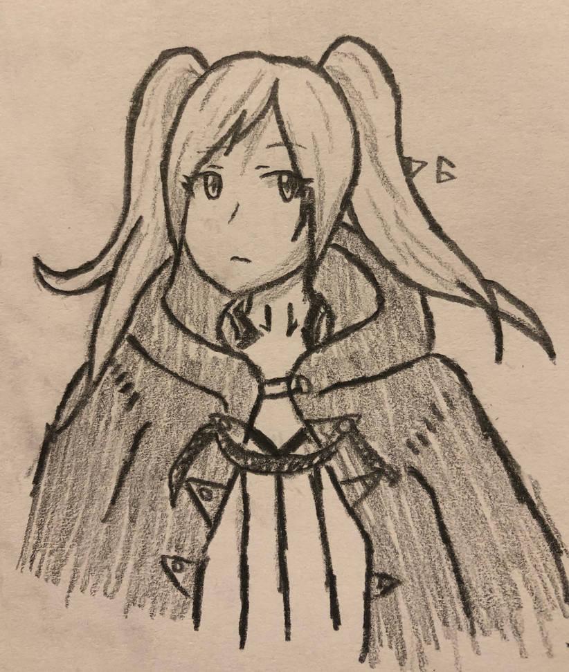 Robin from Fire Emblem by femaledarkpit