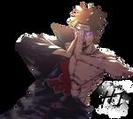 Pain (Naruto Shippuden) - Render