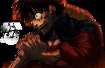 Luffy Wano (OP) - Render