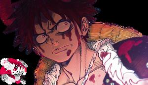 Monkey D. Luffy (OP Wano Arc) - Render