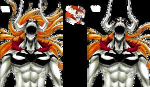 Hollow Ichigo (Bleach) - Render