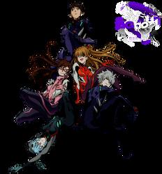 Evangelion - Render