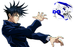 Fushiguro Megumi (JJK) - Render