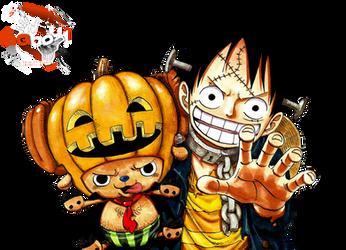 One Piece (Special Halloween Edition) - Render