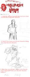 Higurashi Meme by Seaworm
