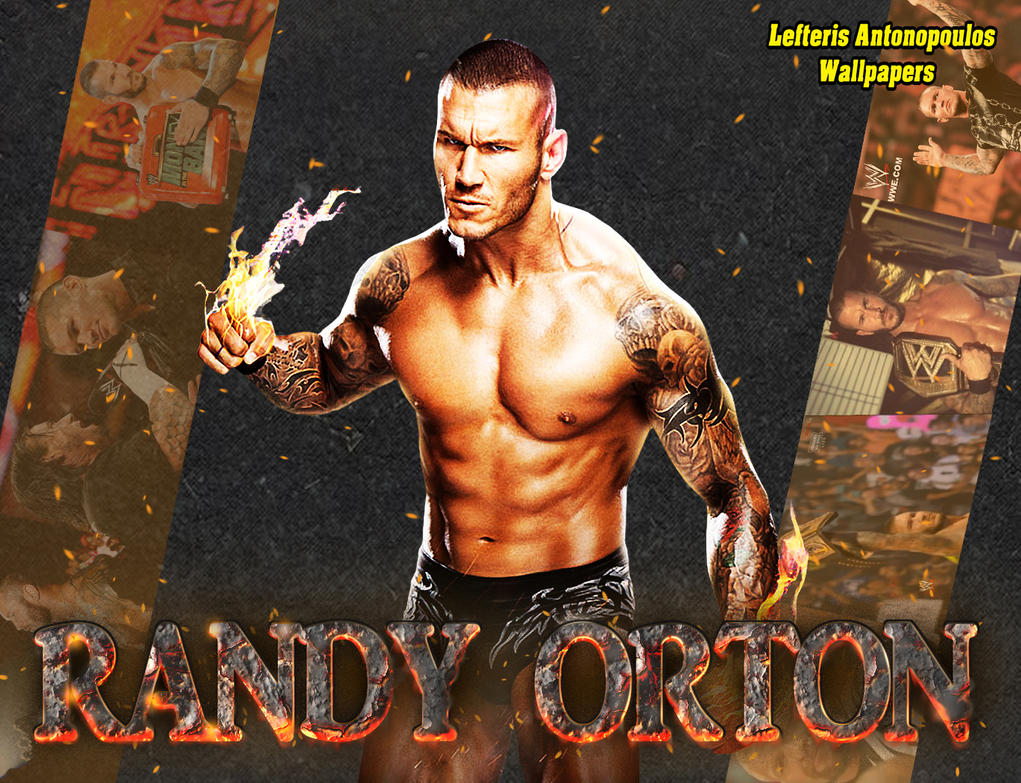 WWE Randy Orton Wallpaper By LefterisAntonopoulos