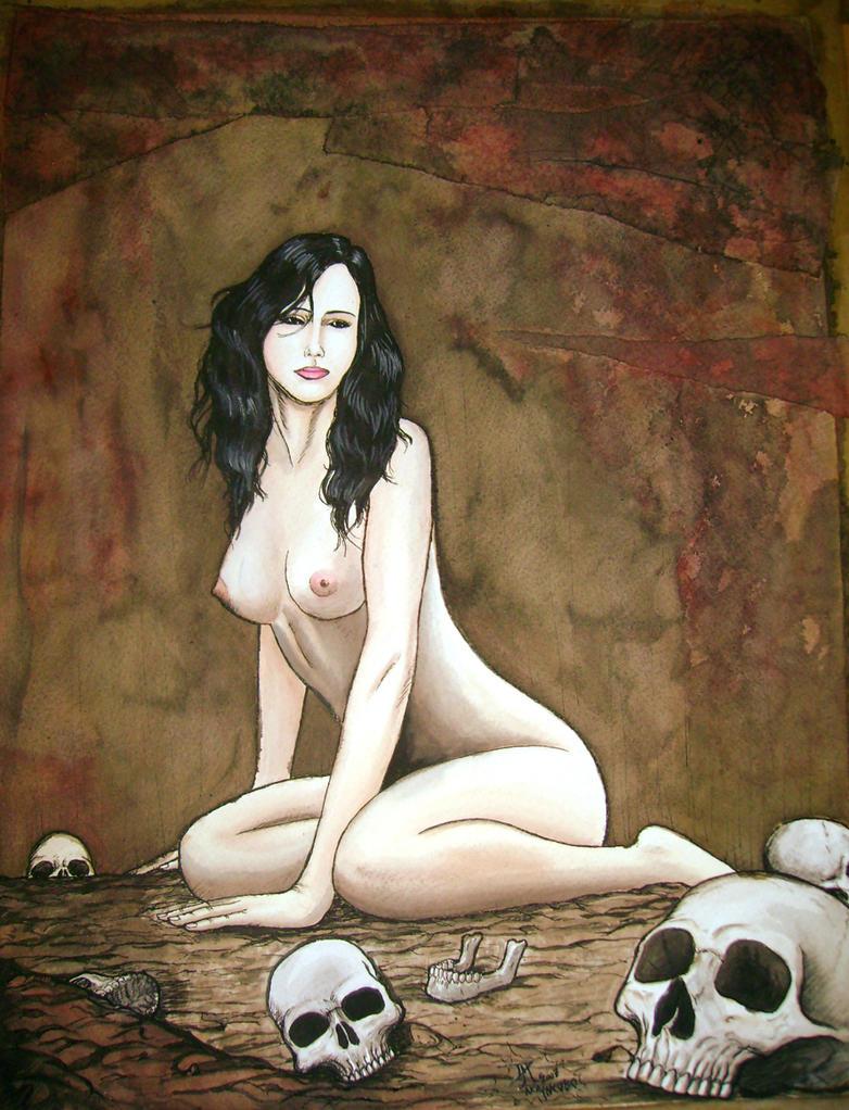 ...Y con Ella Llego La Muerte by incubo13