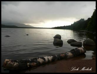 Loch Morlich by PunxAngel
