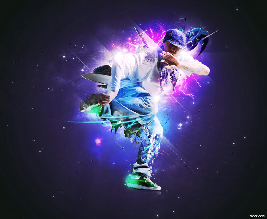 Tech Dance V2 by whitescale
