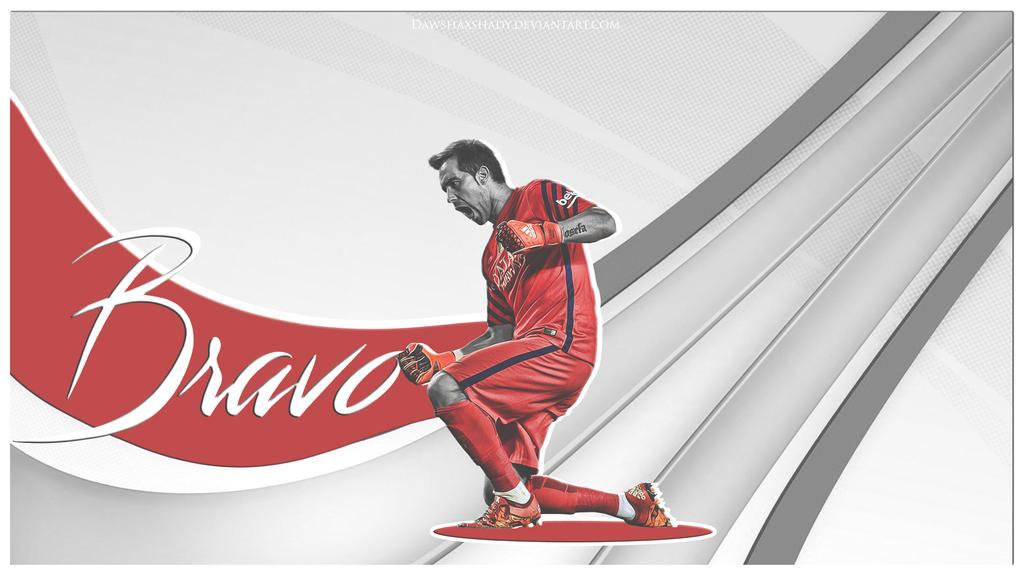 Claudio Bravo Wallpaper By DawshaXShady On DeviantArt