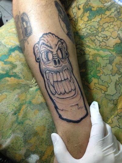 Totem Tattoo By Elizaa On Deviantart