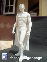 SUPERMAN 1/4 scale by gonpage