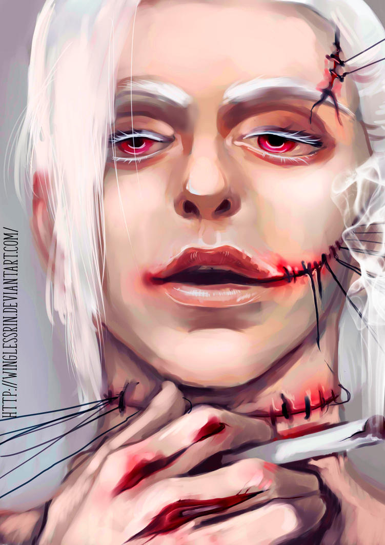 Hidan) by WinglessRin
