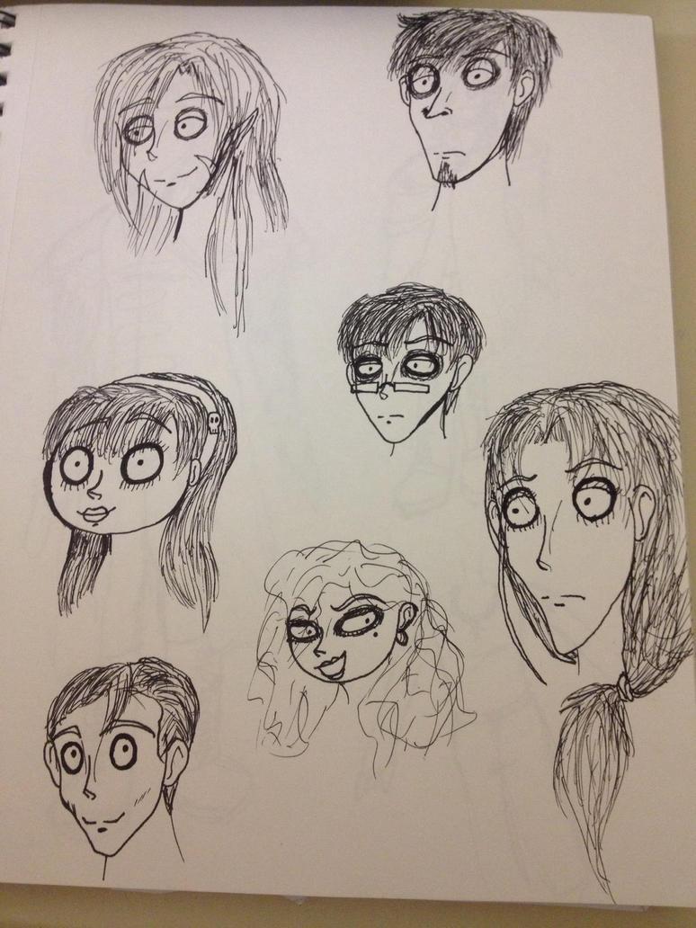 Tim Burtonize Me! by Jujain