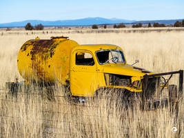 Abandoned Powerwagon... by aakoran