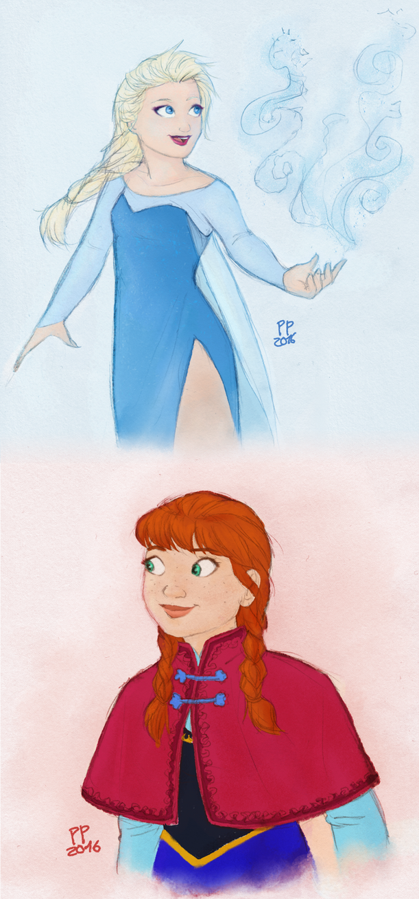 Let it gooooo by The-French-Belphegor