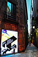 4 Way Street _Four_ by dokkuz