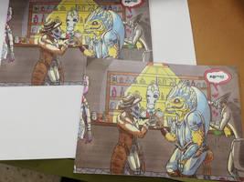 My first prints!