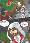 My name is Ezio Auditore  by garrus368