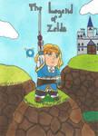 The authentic legend of Zelda by garrus368