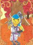 The krogan nun by garrus368