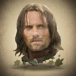 Aragorn Low Poly