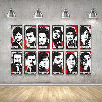 Romanzo Criminale Wall Print