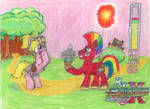 For You, My Sweet Mare! (ATG 20, MUDay 6) by MorphiusX