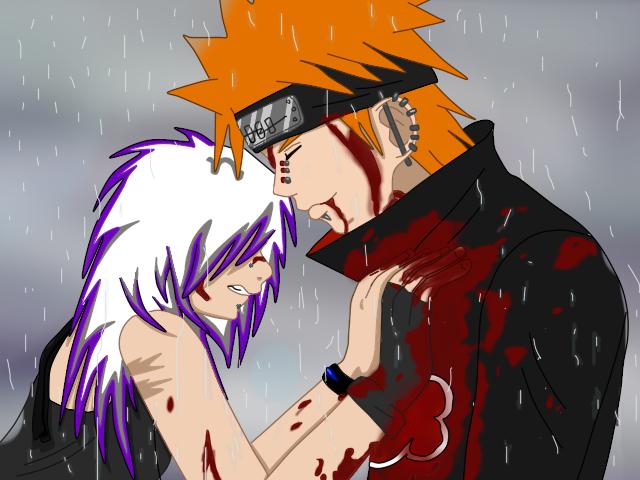 Sasuke Salada, Cindy Akina, Naruto Boruto by Cindei07 on DeviantArt