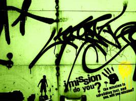 MissionCamp Wallp3 Graffiti by ZER0-0NE