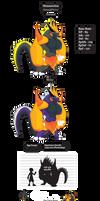 Fakemon: Slamasuchus (Union 07)