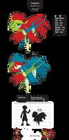 Fakemon: Fungaura (Union 01)