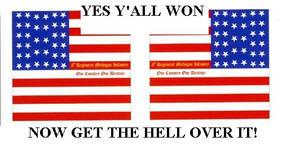 A Message To Confederaphobes