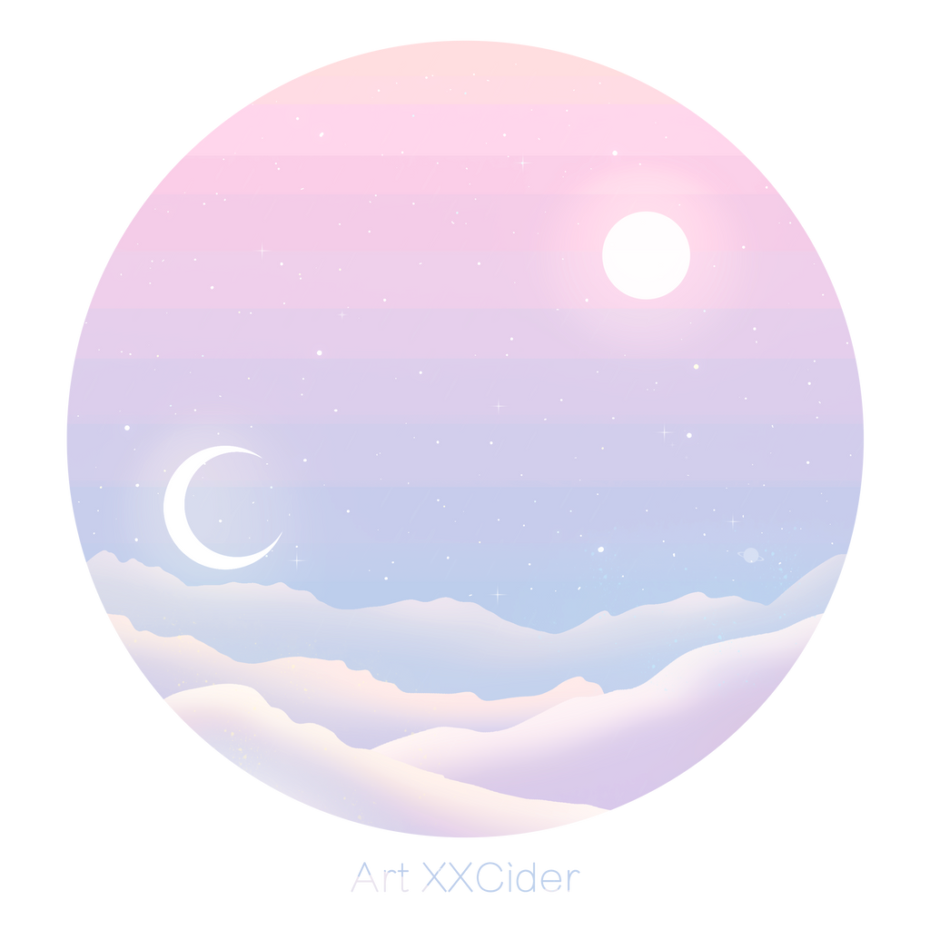 Moon Shines by XXCider