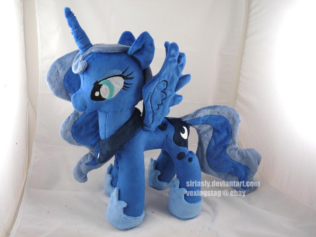 Princess Luna by siriasly