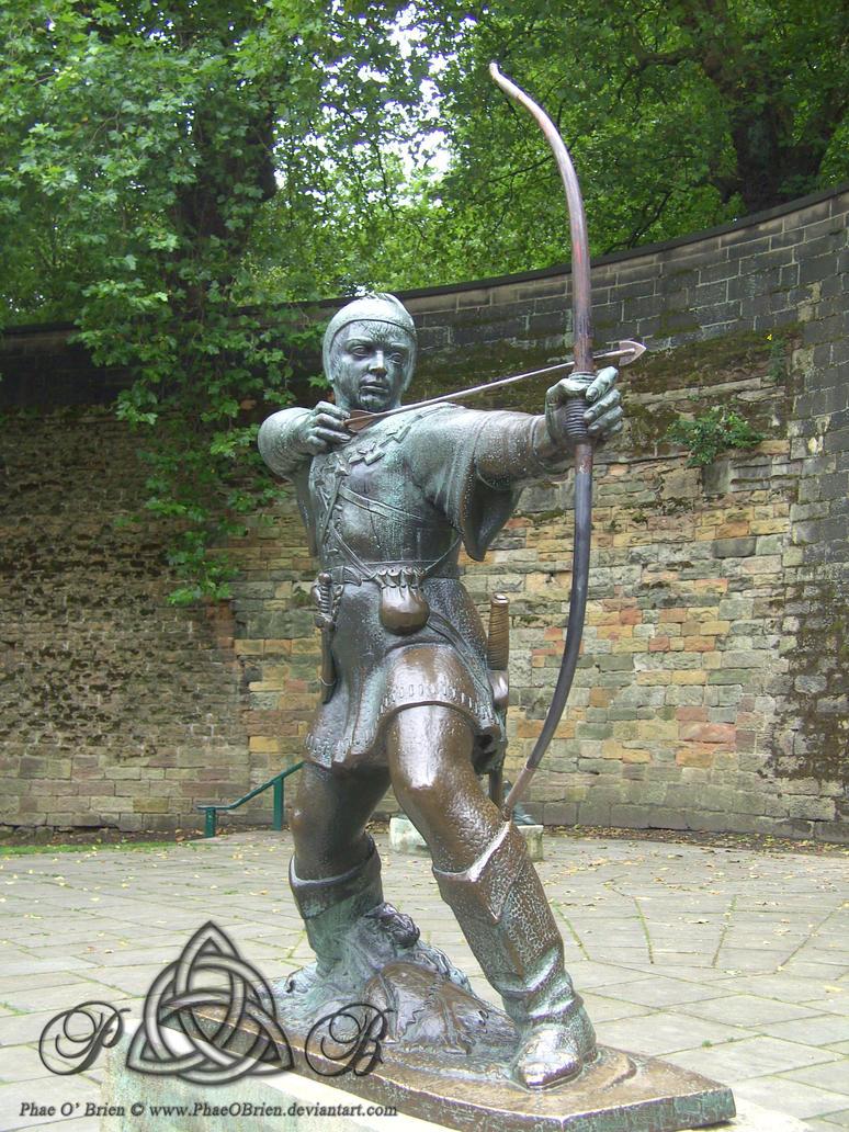 Robin Hood by PhaeOBrien