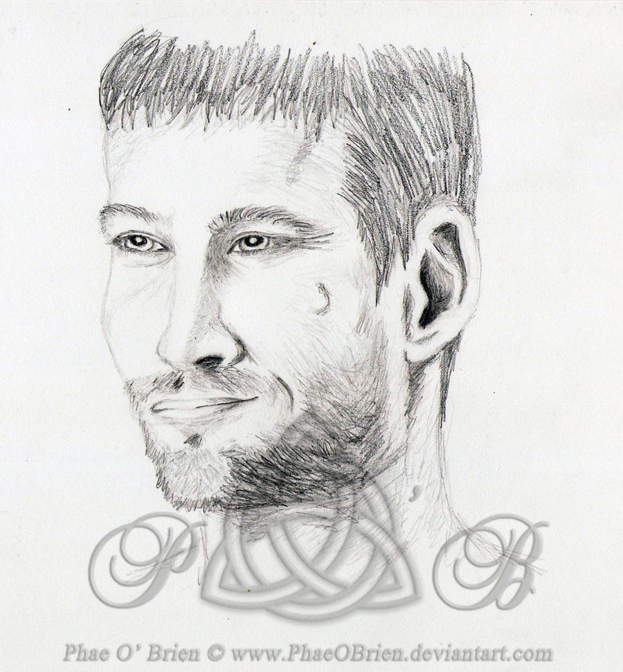 Spartacus by PhaeOBrien