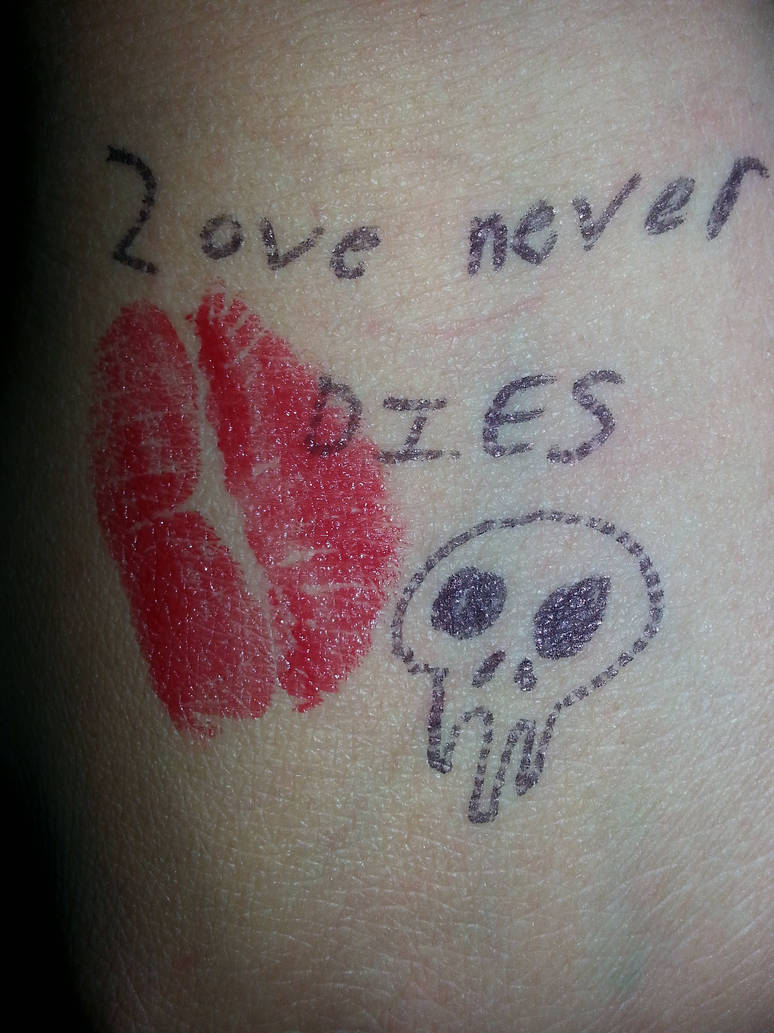 Another Fake Hand Tattoo By Rufionitram On Deviantart