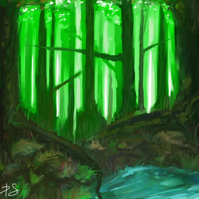 Landscape 1 by Thesis-D