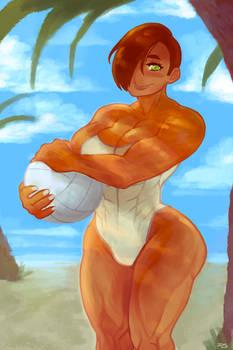 Summer Fun- Vivian