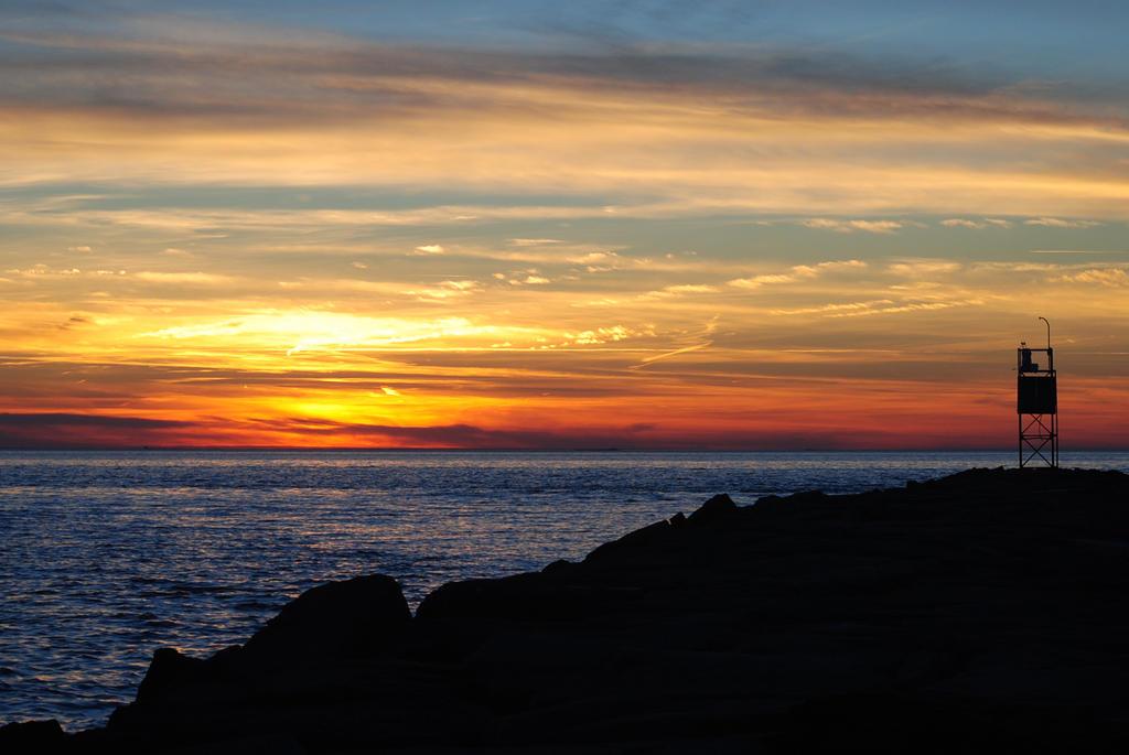 Striped Sky by KelseyMariePhoto