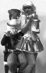 Mad Hatter and Alice by Faceman1979