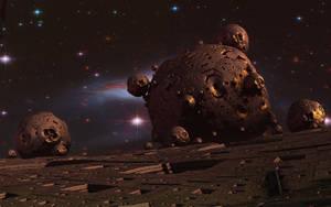 Mars Base by Mabak