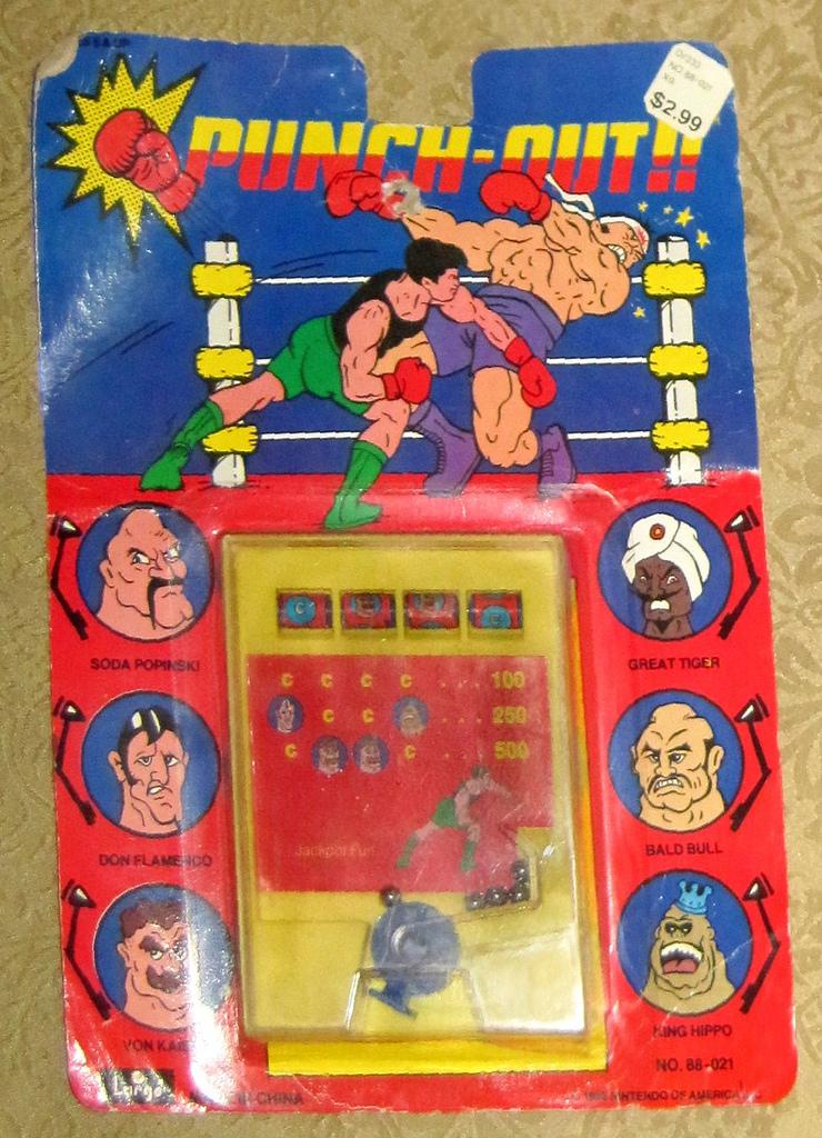 Nitendo Toys 77