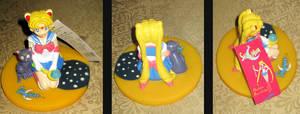German Sailor Moon and Luna Toy