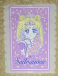 Sailor Moon 1994 Nakayosi Furoku Tissue Holder
