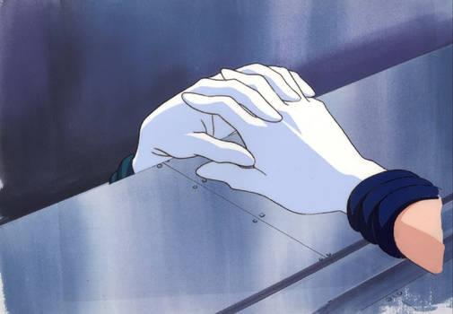 Sailor Moon Episode 198 Production Cel