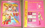 Sailor Moon Papercraft Doll