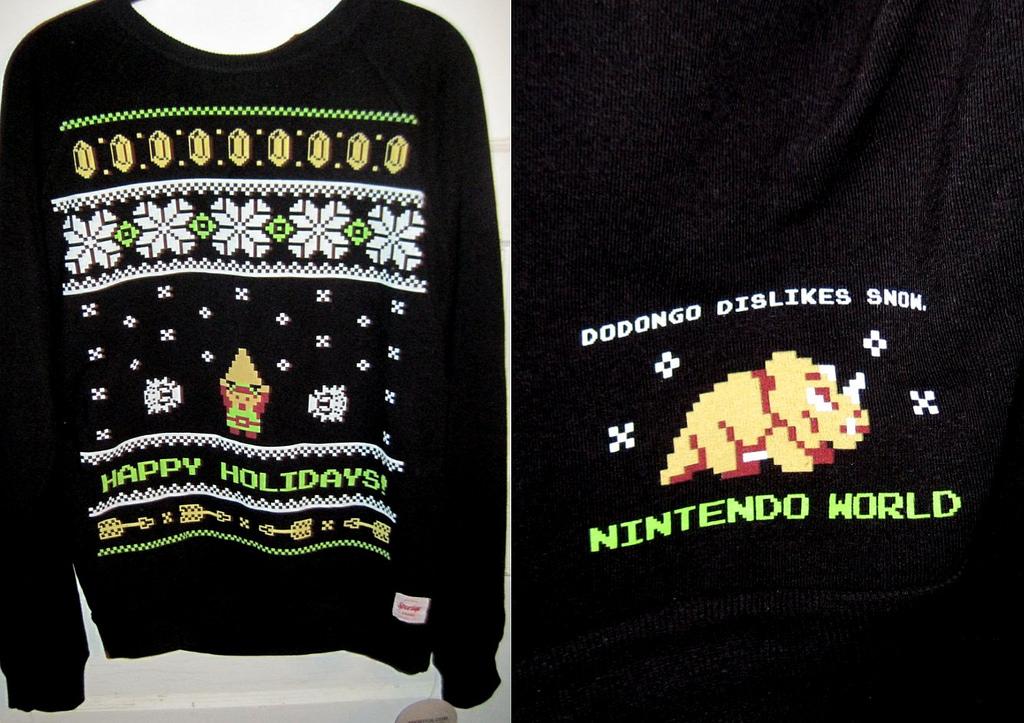 Christmas Christmas Zelda Sweater Zelda Zelda Christmas Vest Vest ...