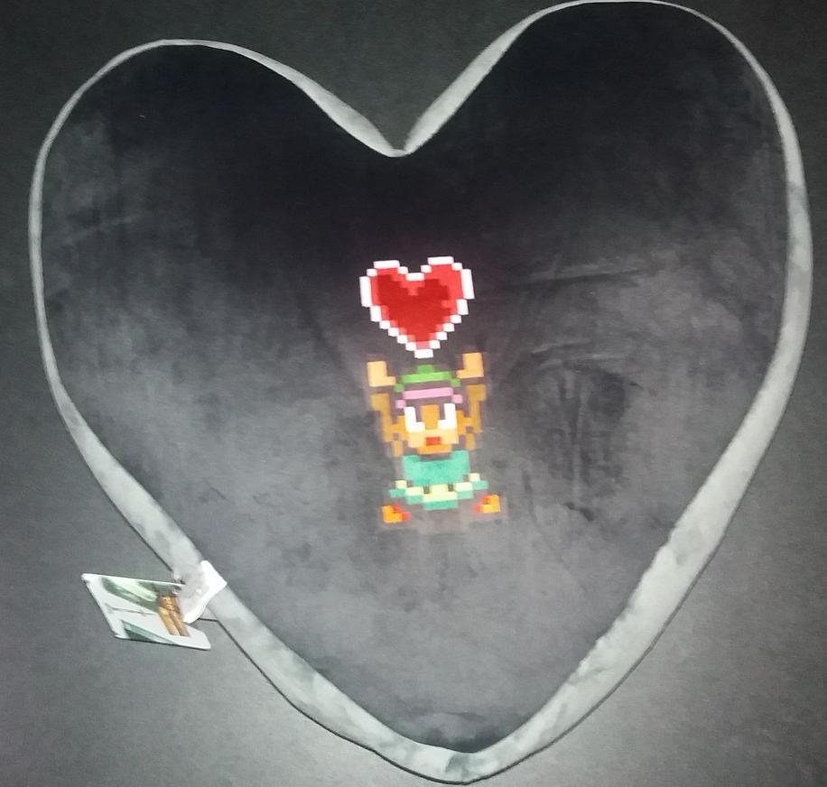 Zelda Pillow by avaneshop